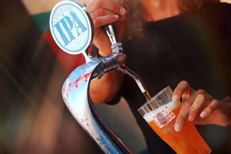 Lagunitas Beer Circus